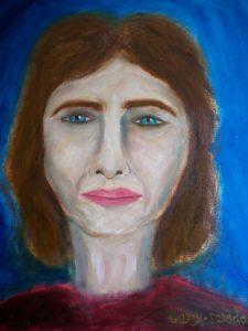 Spirit guide portrait of Sister Teresa